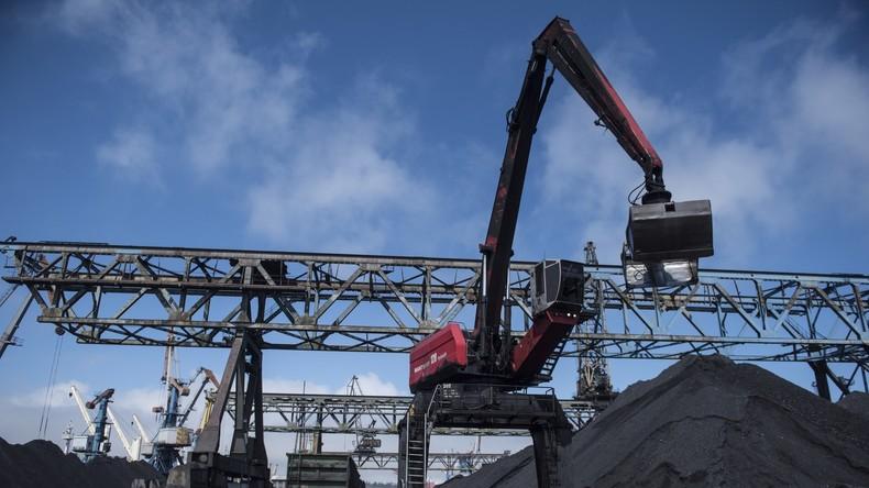 Auf der Suche nach neuen Märkten: Russland will Kohleexporte nach China verdoppeln