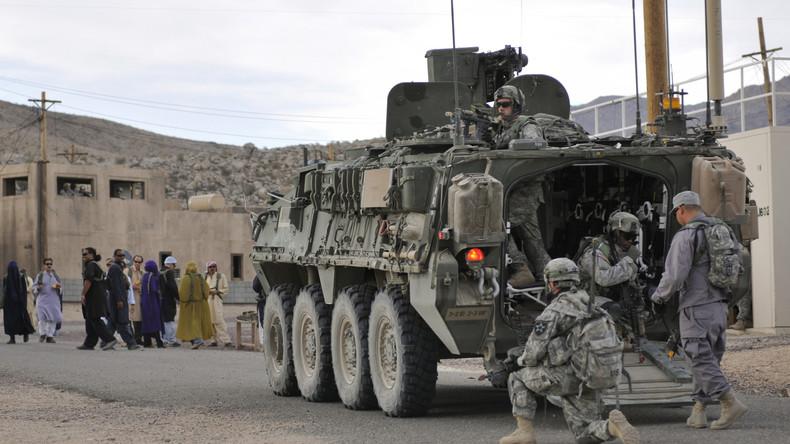 """Afghanische und US-Streitkräfte im Osten Afghanistans unter """"direktes Feuer"""" geraten"""
