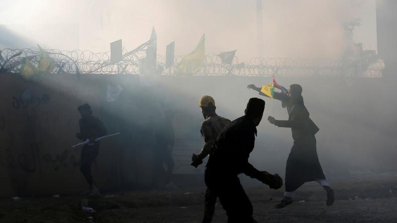 Urheber des tödlichen Angriffs auf US-Söldner im Irak war wohl IS-Zelle und nicht wie behauptet Iran