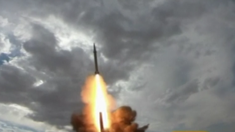 """Iran enthüllt neue Rakete: """"200 Kilometer mehr Reichweite"""""""