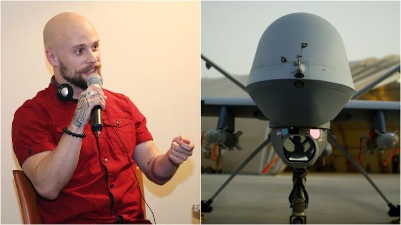 """Ehemaliger US-Drohnensoldat: """"Schlimmer als die Nazis, weil wir es besser wissen sollten"""""""