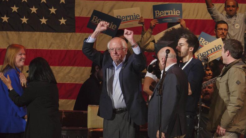 Sanders beantragt Überprüfung der Vorwahlergebnisse in Iowa