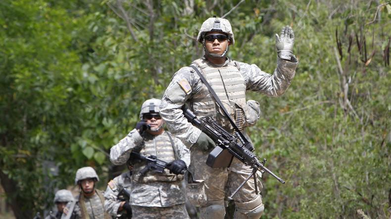 """""""Ich mache diesem Hurensohn ein Ende"""": Philippinischer Präsident kündigt Militärabkommen mit USA"""