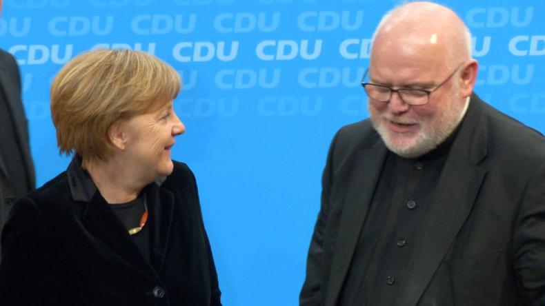 Noch ein Rücktritt: Kardinal Marx zieht sich vom Vorsitz der Bischofskonferenz zurück