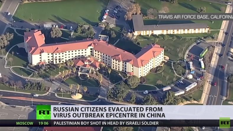 Die Quarantäne der aus Wuhan evakuierten Russen: Eine ganz entspannte Rückkehr in die Heimat