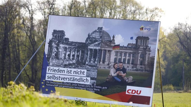 Eine rauchende Ruine namens CDU – Die ehemalige Volkspartei vor der Zerreißprobe