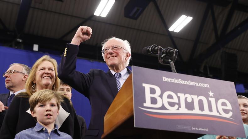 USA: Sanders gewinnt zweite Vorwahl im US-Präsidentschaftsrennen – Schlappe für Biden