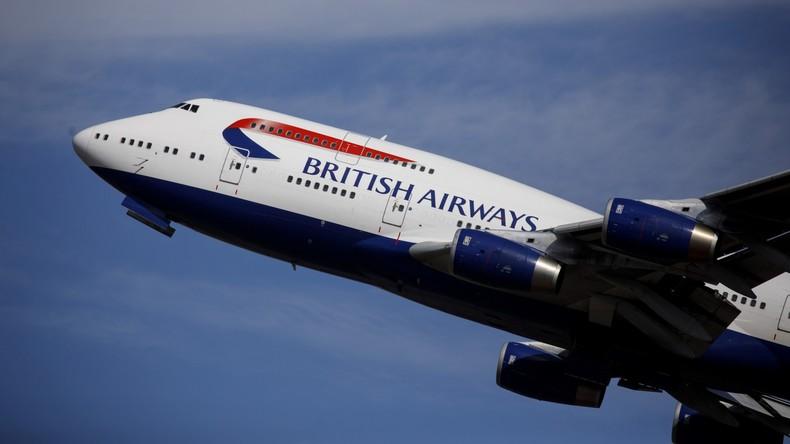 Sturm im Rücken: British-Airways-Flieger überquert Atlantik dank Orkantief Sabine in Rekordzeit