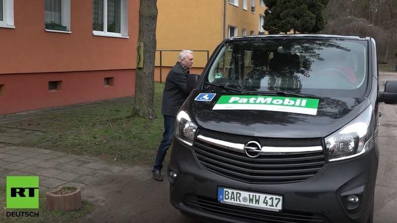 Alt und krank auf dem Land in Brandenburg: Wie zum Arzt kommen?