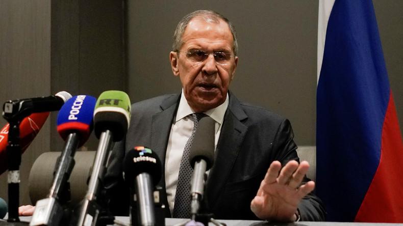 Lawrow im Interview zu US-Manöver Defender Europe 2020: Gewisse Kreise wollen Spannungen provozieren