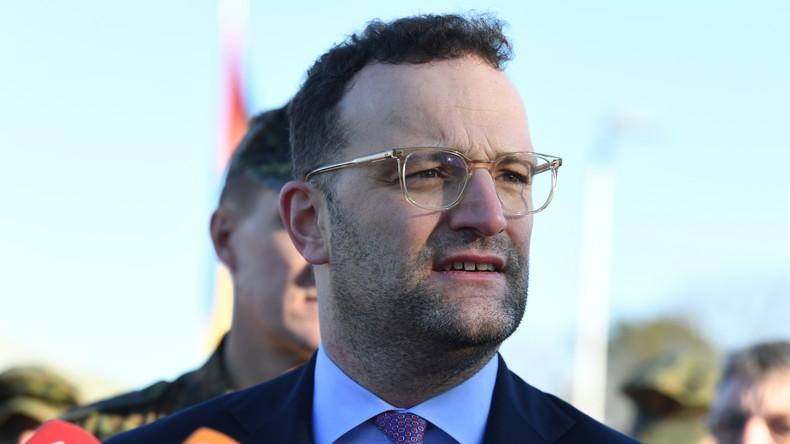 LIVE: Gesundheitsminister Spahn informiert über das Coronavirus in Deutschland