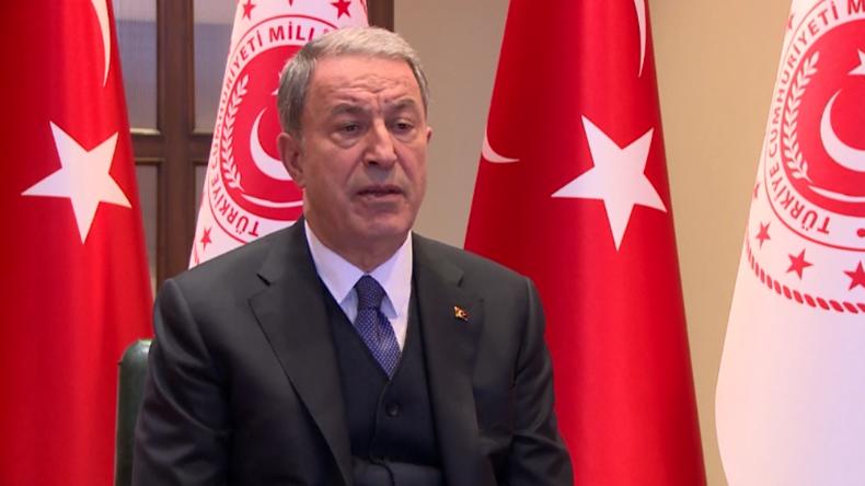 Bündnisfall? - Türkischer Verteidigungsminister fordert von NATO und Europa Einmischung wegen Idlib
