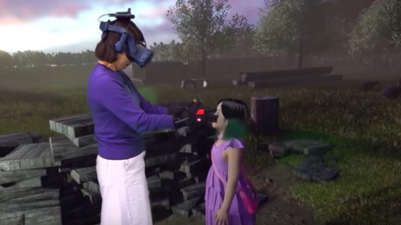 Herzzerreißend: Mutter trifft in Virtual Reality tote Tochter wieder