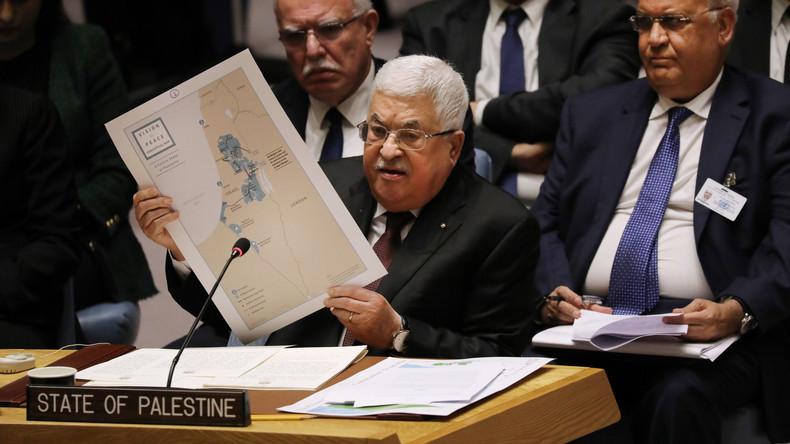 """""""Schweizer Käse"""" – Palästinenser lehnen US-Friedensplan ab (Video)"""