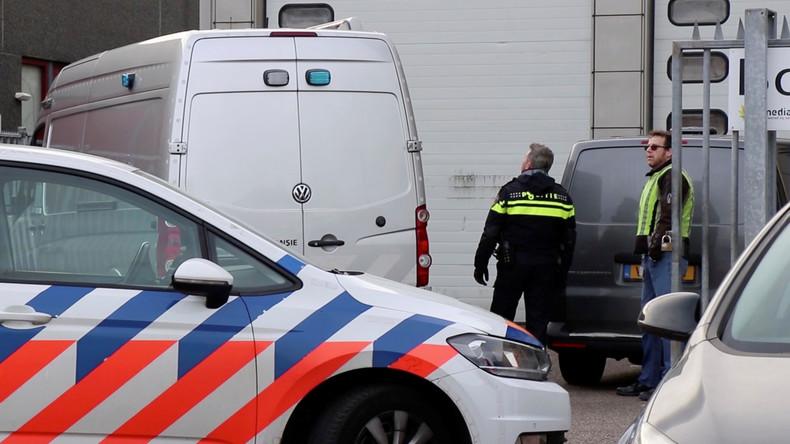 Zwei Paketbomben in den Niederlanden explodiert – Verdacht auf Erpressungsdelikt
