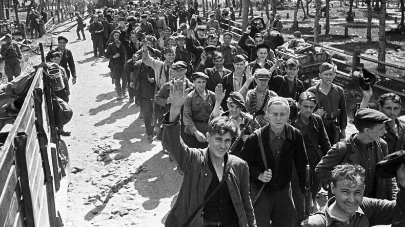 Hat die UdSSR sich selbst nach dem Krieg okkupiert? Geschichtsstreit mit Polen setzt sich fort