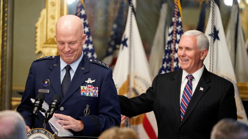 Pünktlich zum Aufrüstungshaushalt: USA finden im Weltraum russische Bedrohung