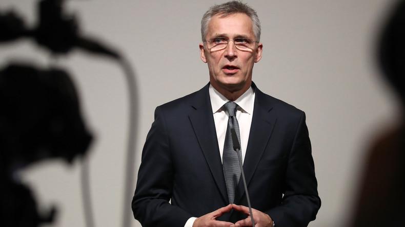 Stoltenberg verurteilt Anschlagin Kabul, bekräftigt Unterstützung der NATO für Friedensbemühungen