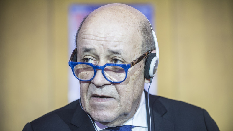 Mit Silikonmasken und Fake-Büro: Zwei Franzosen gaben sich als Außenminister aus
