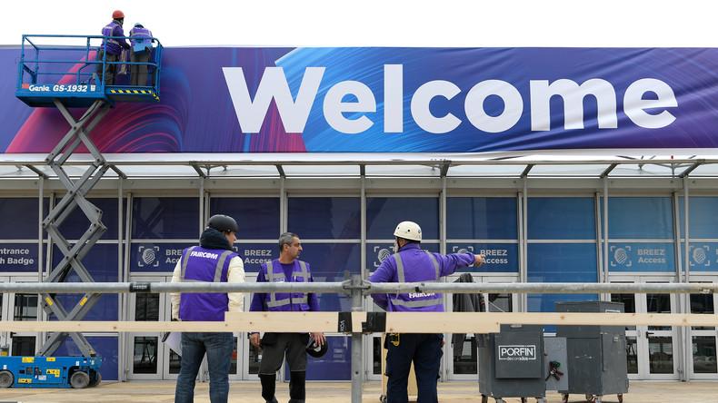 Wegen Coronavirus: Weltgrößte Mobilfunkmesse in Barcelona abgesagt