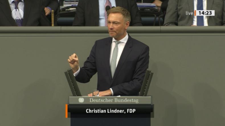 """Lindner nach Bedrohung und Angriffen gegen FDP-Mitglieder: """"Werden uns nicht mundtot machen lassen!"""""""