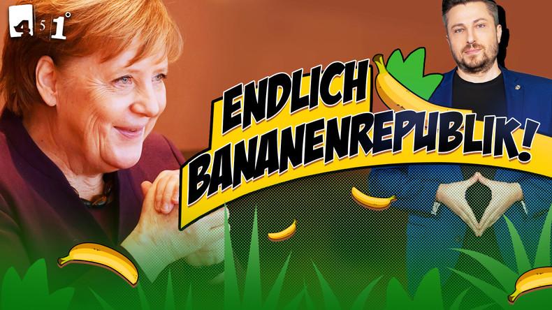 Thüringen-Trauma: Willkommen in der Merkelkratur | Rassismus-Husten aus China | 451 Grad