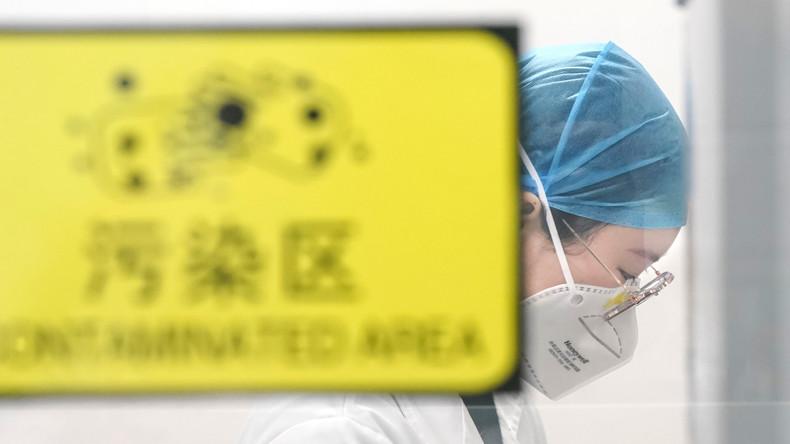"""China: """"Keine wirkliche Gefahr für mich"""" – Brite im Coronavirus-Epizentrum Wuhan"""