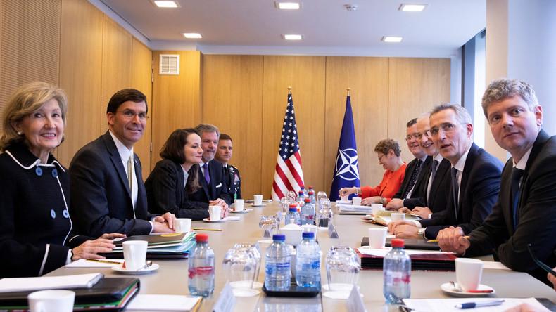 NATO setzt sich mit Ausweitung des Irak-Einsatzes über Interessen Bagdads hinweg