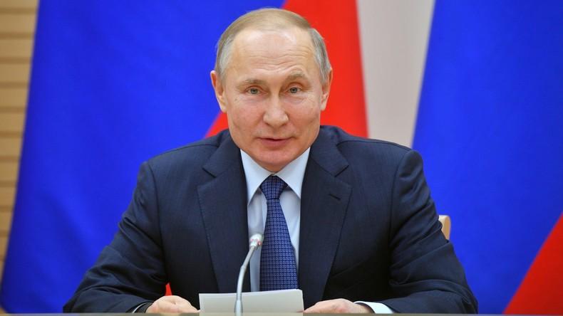 """Putin gegen 'Elternteil 1 und 2' -  """"Solange ich Präsident bin, wird es Mama und Papa geben"""""""