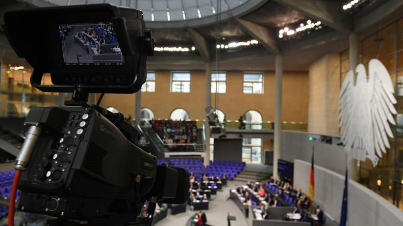 LIVE: 147. Sitzung des Deutschen Bundestages