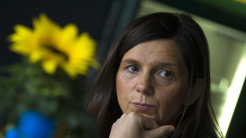 Kein Problem mit Ex-BlackRock-Lobbyist: Grüne Göring-Eckardt würde auch mit Merz koalieren