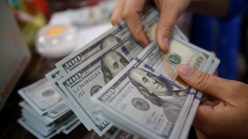 US-Amerikaner versinken in privaten Schulden: Neuer Rekordwert von 14 Billionen US-Dollar