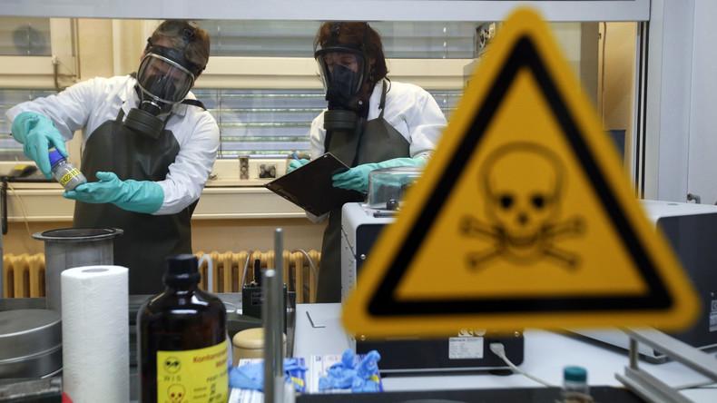 Giftgas-Untersuchung in Syrien: OPCW-Mitarbeiter fühlen sich von der Organisation bedroht (Video)