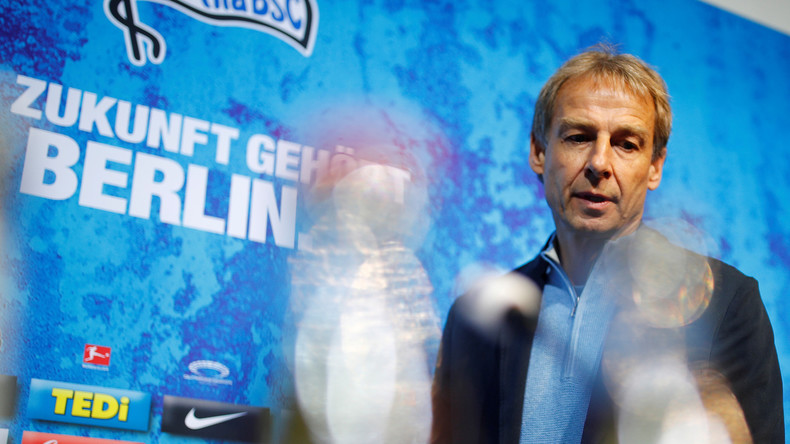 Jürgen Klinsmann und die Hertha: Warum er wirklich aufgegeben hat
