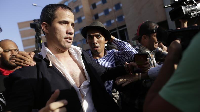 Explosives Gepäck – Guaidós Onkel mit Sprengstoff und geheimen Plänen am Flughafen verhaftet