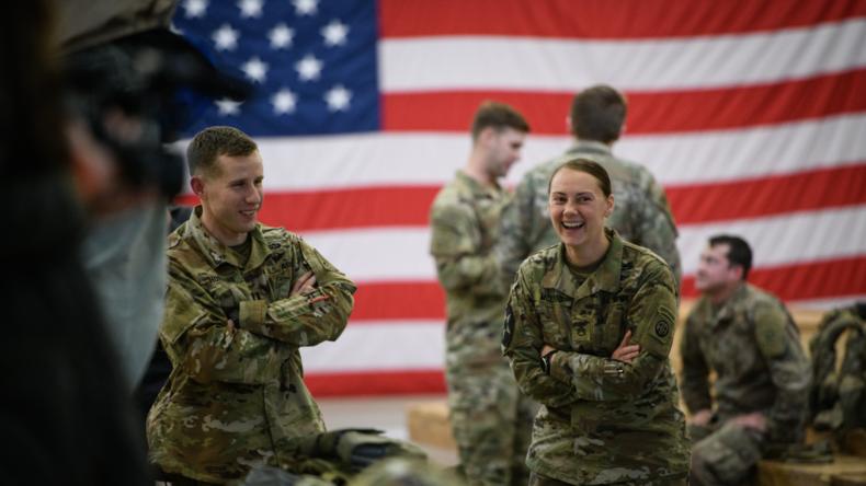 Legendäres V. US-Korps soll gegen Russland reaktiviert werden