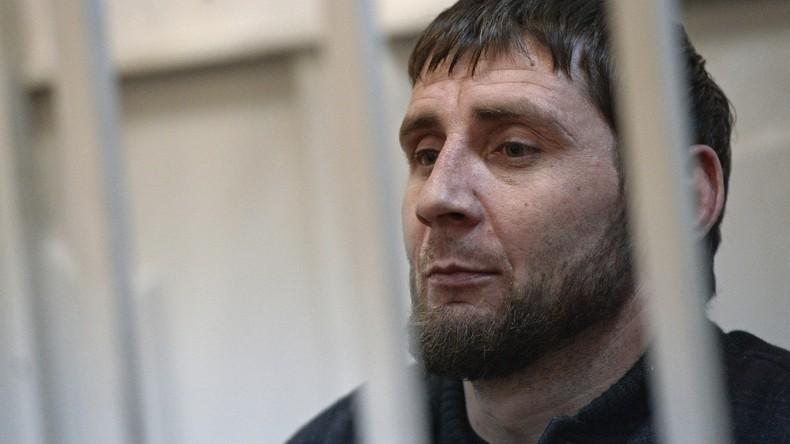 Empörung in Russland: Bilder aus dem Gefängnis zeigen Mörder von Boris Nemzow als VIP-Häftling