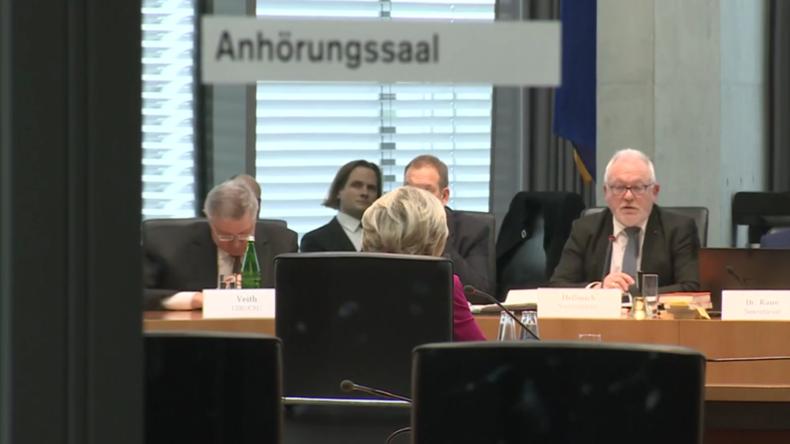 Deutschland: Von der Leyen macht Aussage zu vermutetem Korruptionsskandal