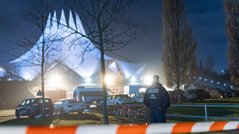 Schüsse auf Türken vor Berliner Tempodrom – Täter flüchtig