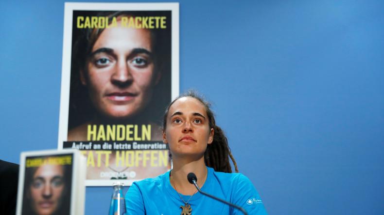 """Carola Rackete in Patagonien: """"Stehe für weitere Seenotrettungen zur Verfügung"""""""
