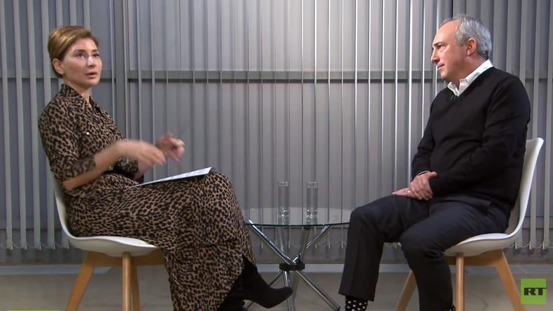 Onkologe David Agus zu Gast bei Sophie&Co: Selbstkontrolle als Schlüssel zu Vorbeugung und Heilung