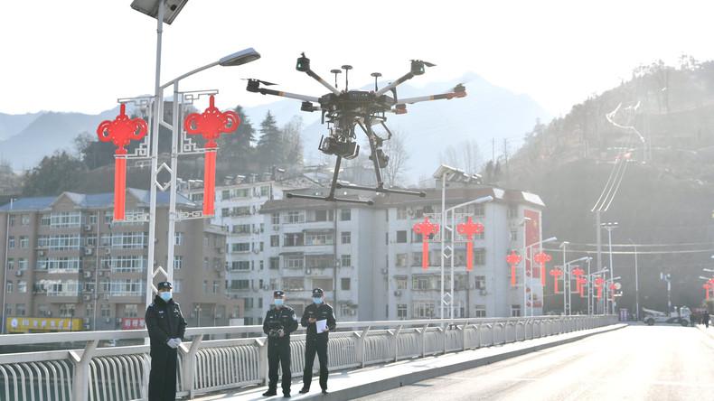 Bericht: China schlägt USA bei Schlüsselpatenten zur Sicherung der technologischen Dominanz