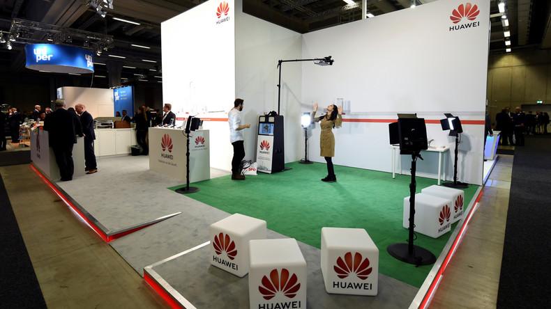 China beschuldigt Australien der politischen Voreingenommenheit gegenüber Huawei