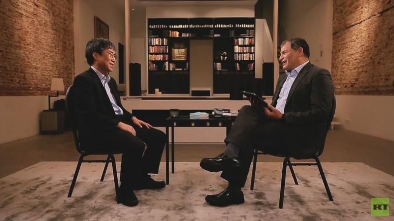 """Wirtschaftswissenschaftler Ha-Joon Chang: """"Die Natur wird privatisiert"""" (Video)"""