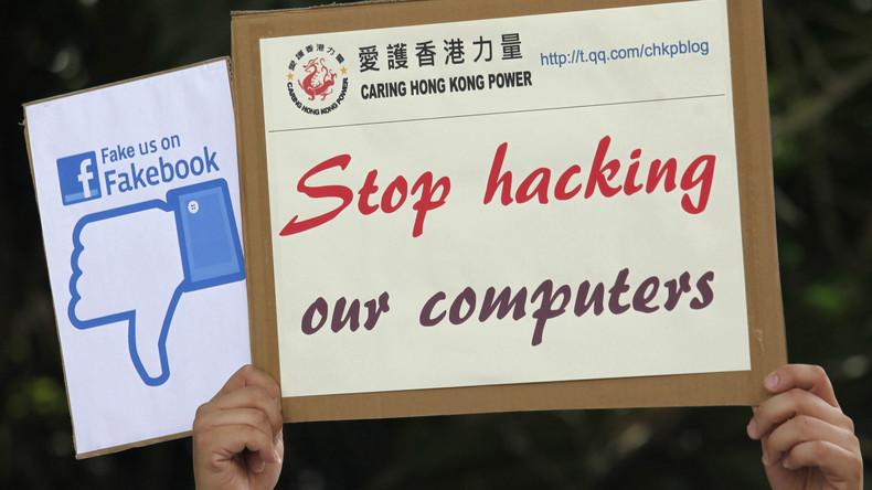 """Peking zum Crypto-Skandal: """"USA sind das Reich der Hacker"""""""