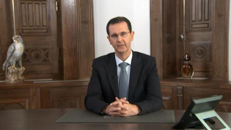 Assad: Wir werden jeden Zentimeter Syriens befreien, egal welches Geschwätz aus der Türkei kommt