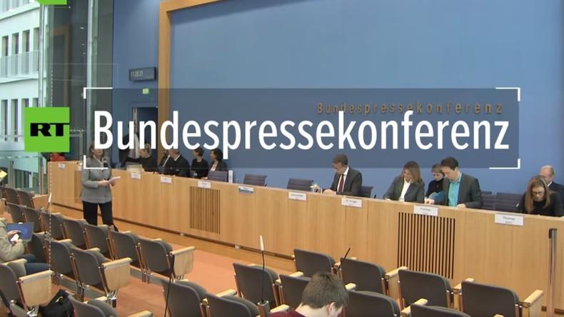 BPK: Strafgerichtshof in Den Haag nicht zuständig für Menschenrechtsverbrechen gegen Palästinenser
