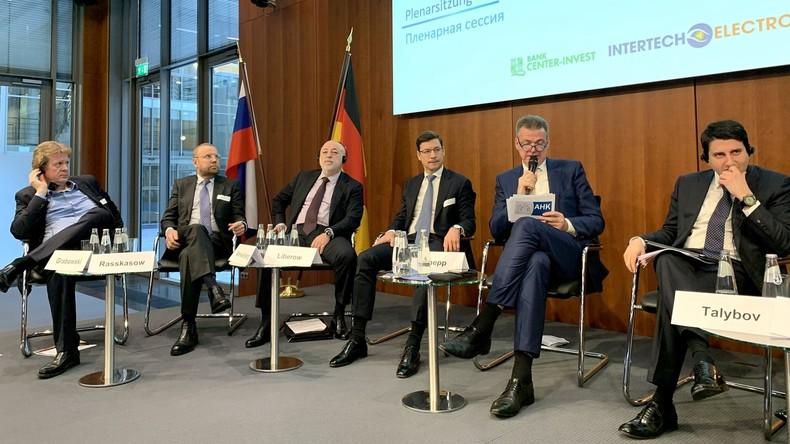 Im Zeichen der Innovationen: Russland-Konferenz des DIHK ist ein voller Erfolg