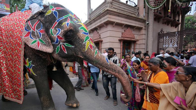 Indien ist fünftgrößte Volkswirtschaft der Welt vor Großbritannien und Frankreich