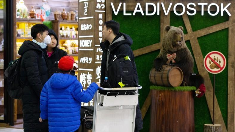 Coronavirus: Russland verhängt komplettes Einreiseverbot für chinesische Bürger